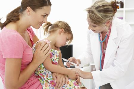 25 січня вУкраїні стартує третій раунд додаткової вакцинації проти поліомієліту