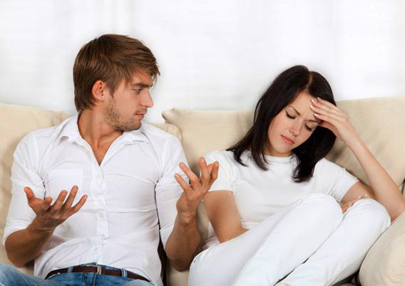 почувствовал как общаться с женой перед разводом решился то